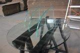 8mm ausgeglichenes Glas-Ecken-Regale für Küche-Platte