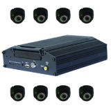 Fabriek 2014 New Hot 8CH HDD Mobile DVR met 3G GPS WiFi