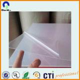 120 Micron смазывающий Pet лист Прозрачный Pet Толщина пленки