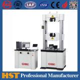 Elástico universal hidráulico/compressão/máquina de teste de dobra Waw-300d