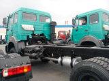 Beiben 6X4 380hp de carga del carro del camión Camión