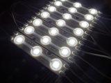 2835 3LEDs energiesparende LED Baugruppe für das Bekanntmachen der Zeichen