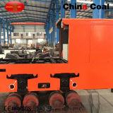 Locomotiva elétrica a pilhas de mineração Ctl15 subterrânea