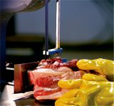 La carne di taglio dell'incisione le lame per sega