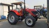 lista de precios del alimentador agrícola del motor del cilindro de 90HP 4WD EPA 4 nueva