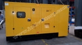 120kVA Deutzの屋外の使用のための無声ディーゼル機関の発電機