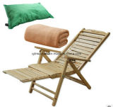 Présidence en bois extérieure se pliante avec la qualité (M-X3063)
