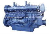 530kw/720HP Weichai 8170zc Series Marine Engine met CCS