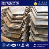 A terraplenagem, doca, paredes de retenção usou a pilha da chapa de aço