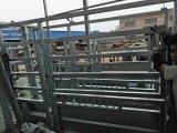 панели скотного двора труб 30mm X60mm Австралия 1.8m x 2.1m овальные стандартные