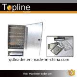 Edelstahl-Raucher-Ofen für Fischerei-Gerät