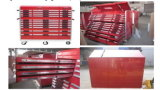 Gabinetes de ferramenta de aço do armazenamento da oficina; Caixa de 32 ferramentas da gaveta