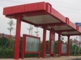 Painéis de parede elevados do lustro do projeto agradável da fábrica de China