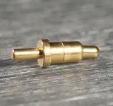 高精度の金張りのカスタムすくいのPogoのピンコネクタ