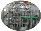 가득 차있는 자동적인 소다 Water&Carbonated는 병 충전물 기계를 마신다