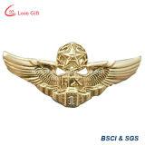 비행기 디자인 금속 기장 홀더 승진