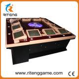 Roleta eletrônica do entalhe do casino do jogo do Bingo com autómato de Bill