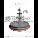 Fontana rossa Mf-181 di Ny della fontana della pietra della fontana della fontana di marmo del granito