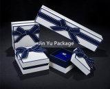 Превосходное изготовление коробок Handmade подарка ювелирных изделий упаковывая