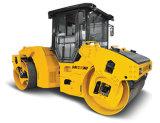 Xs142 rodillo XCMG Road 14tons compactadora de tierra Rodillo Precio