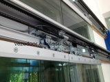 De elektrische Schuifdeur van het Glas voor Ingang, de Deur van de Sensor van de Radar met Ce- Certificaat