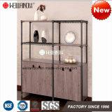 Zhongshan Changsheng Design Bricolage Acier-Meubles en bois pour salle de séjour