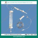 100ml/150ml beschikbare die Infusie met Buret wordt geplaatst