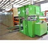 350PCS / H - 2500pcs / H Paper Egg Tray Making / machine de formage