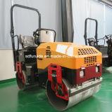 고품질 토양 압축 롤러 2ton 진동하는 도로 롤러 (FY-900)