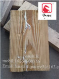 Colle fonctionnante en bois pour le panneau de liège/joint de doigt