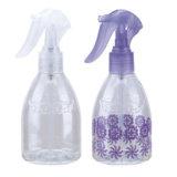 Botella de plástico PET de 100 ml Atomizador Cuidado Personal (NB413)