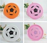 Giocattoli di plastica del disco/Frisbee di volo di sport esterno