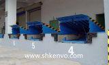 Пандус нагрузки 6 тонн неподвижный гидровлический и разгржать стыковки