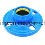 Adaptador rápido Ductile da flange do ferro PE/PVC