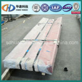 Цветастый Corrugated стальной лист используемый на здании