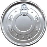 Couvercle 502# ouvert facile en aluminium