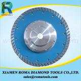 작은 다이아몬드는 세라믹을%s 플랜지를 가진 톱날을