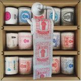 スポーツクラブはトイレットペーパー広告洗面所のワイプを印刷した