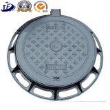 좋은 품질 배수장치를 위한 연성이 있는 철 맨홀 뚜껑