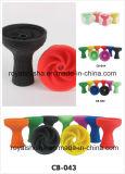 Kom de Van uitstekende kwaliteit van de Latest Design Waterpijp van het Silicone van Amy Silicone Bowl