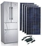 congélateur solaire de C.C 12V de qualité de 150L 325L