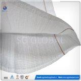 sacos tecidos do arroz de 30kg 50kg Polypropylene branco