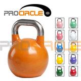 다채로운 Crossfit 고품질 강철 경쟁 Kettlebell (PC-KB1033-1043)