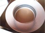 Бумажная лента при усиленный металл