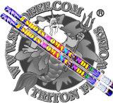 Schuss-Feuerwerke 1 '' römischer Kerze-8 am hochwertigsten mit niedrigstem Preis