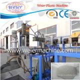 Hoge PE van de Stappen pp van de Output 300kgs Dubbele HDPE Plastic Film die Machine pelletiseren