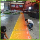 Stampa su ordinazione esterna che fa pubblicità alla bandiera del PVC del vinile (TJ-VB1)