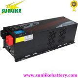 invertitore solare puro dell'onda di seno 6000W con la funzione di Transformer/UPS