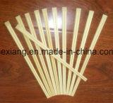 Los palillos de madera utilizados restaurante Vajillas