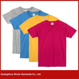 T-shirts bon marché en gros d'usine pour les hommes pour la promotion (R78)
